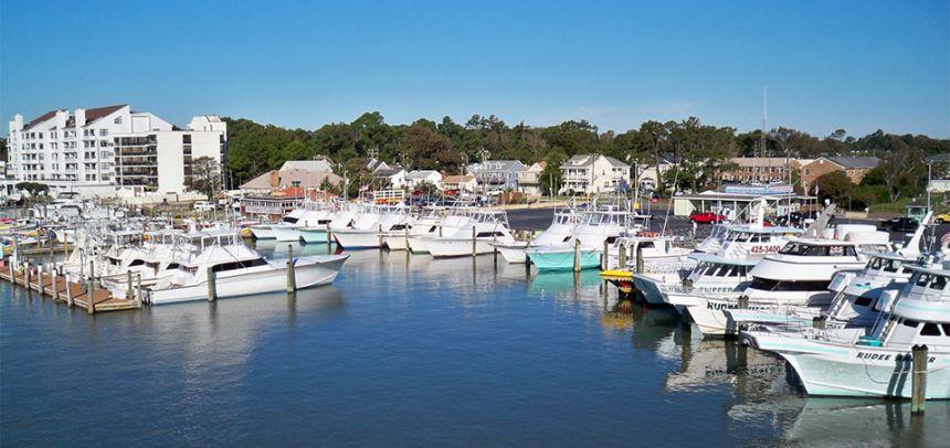 Marinas Virginia Beach National Ports And Marinas Online